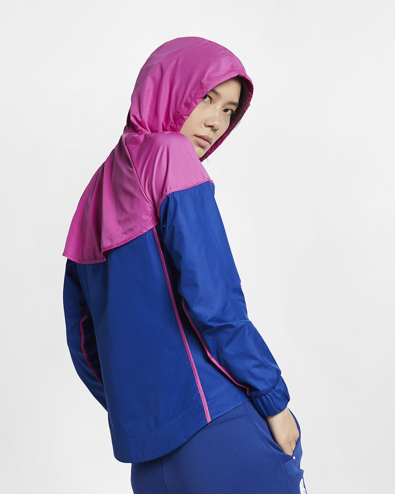 34c8289b224 Low Resolution Nike Sportswear Windrunner Women s Woven Windbreaker Nike  Sportswear Windrunner Women s Woven Windbreaker