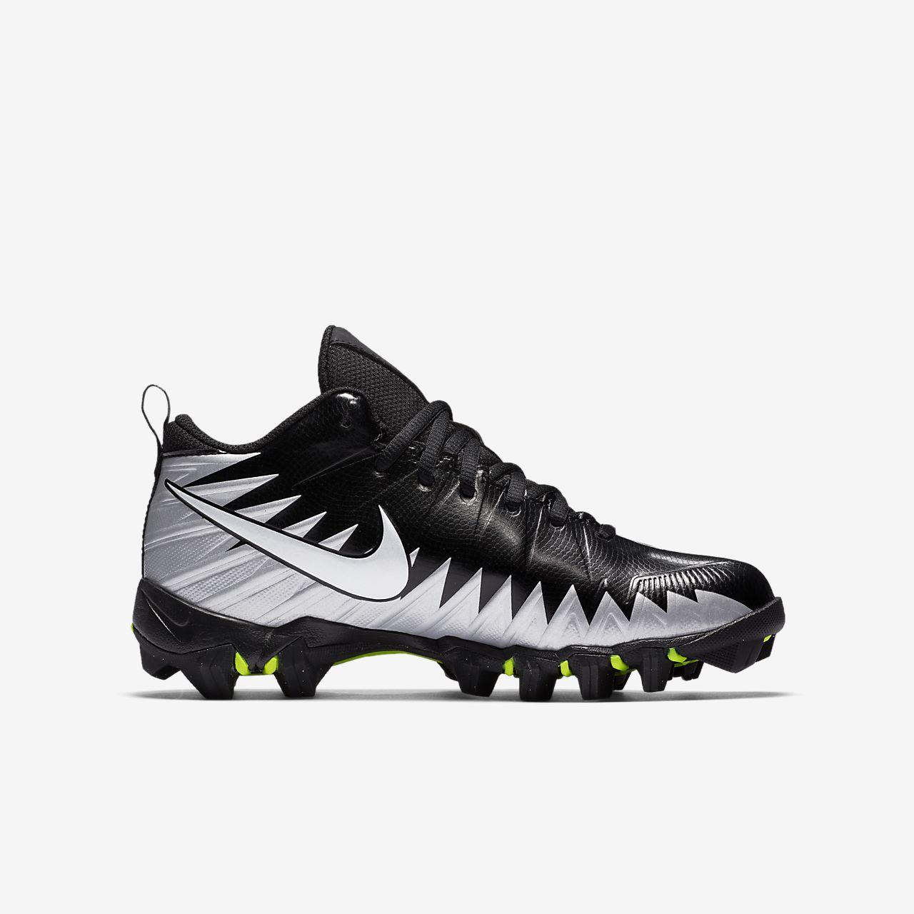 77980c658 Nike Alpha Menace Shark Little/Big Kids' Football Cleat. Nike.com