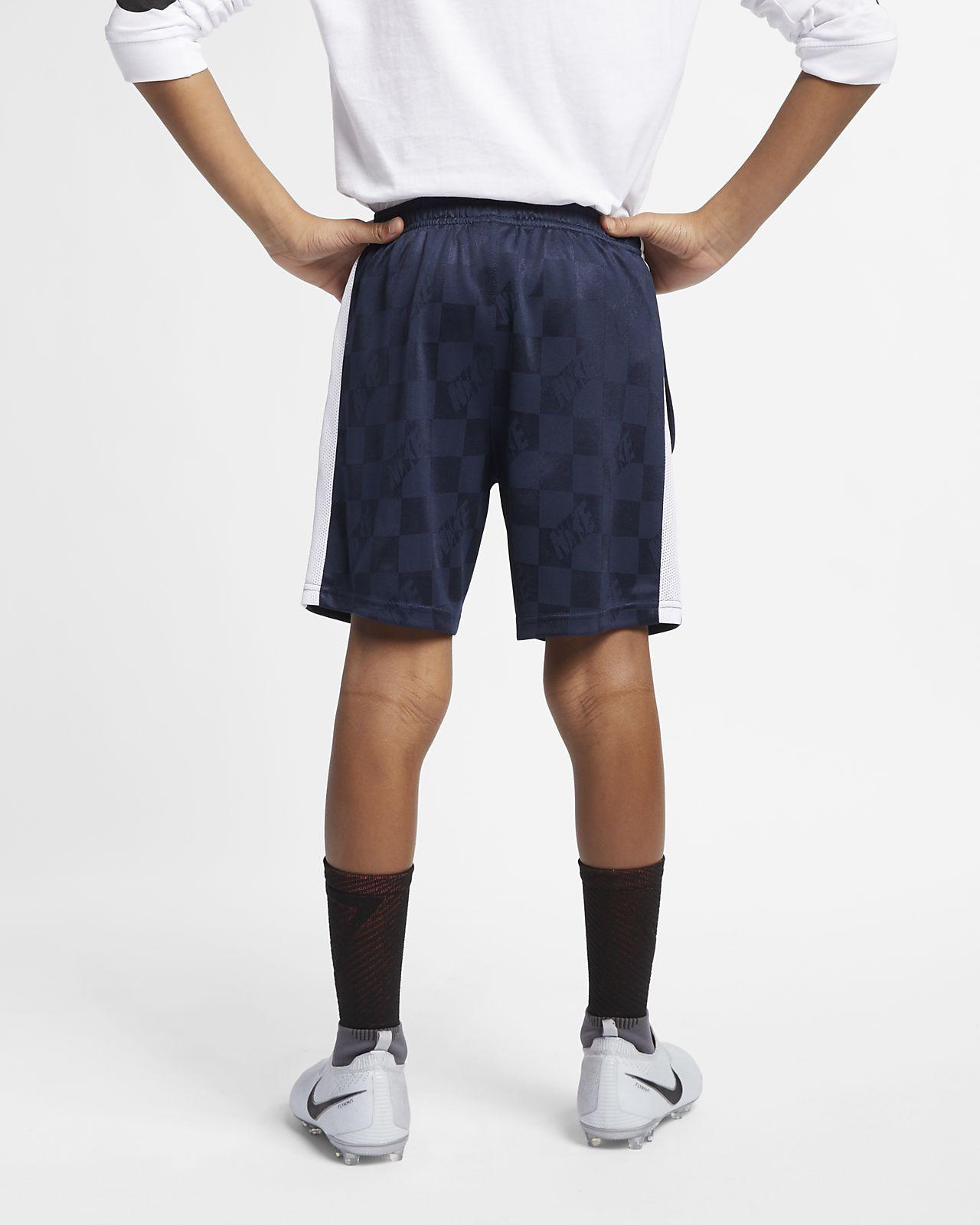 41942f3cc3 Nike Breathe Academy Pantalón corto de fútbol - Niño a. Nike.com ES