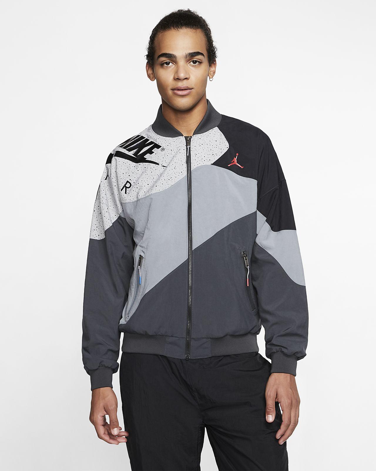Jordan Legacy AJ4 Lightweight Jacket