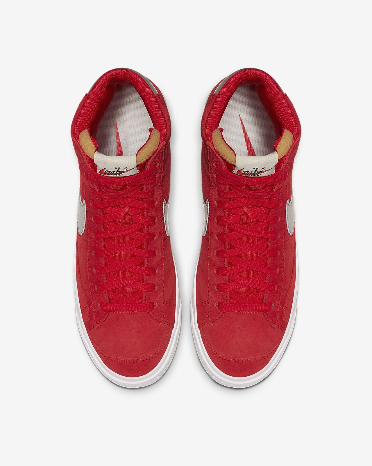 University SailFootshop Silver Nike Red Blazer Metallic 77