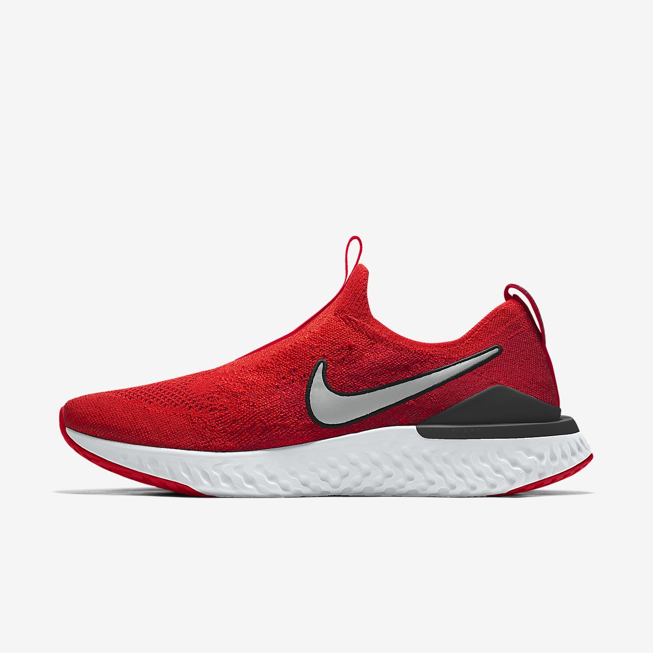 Nike Epic Phantom React Flyknit By You Zapatillas de running personalizables - Hombre