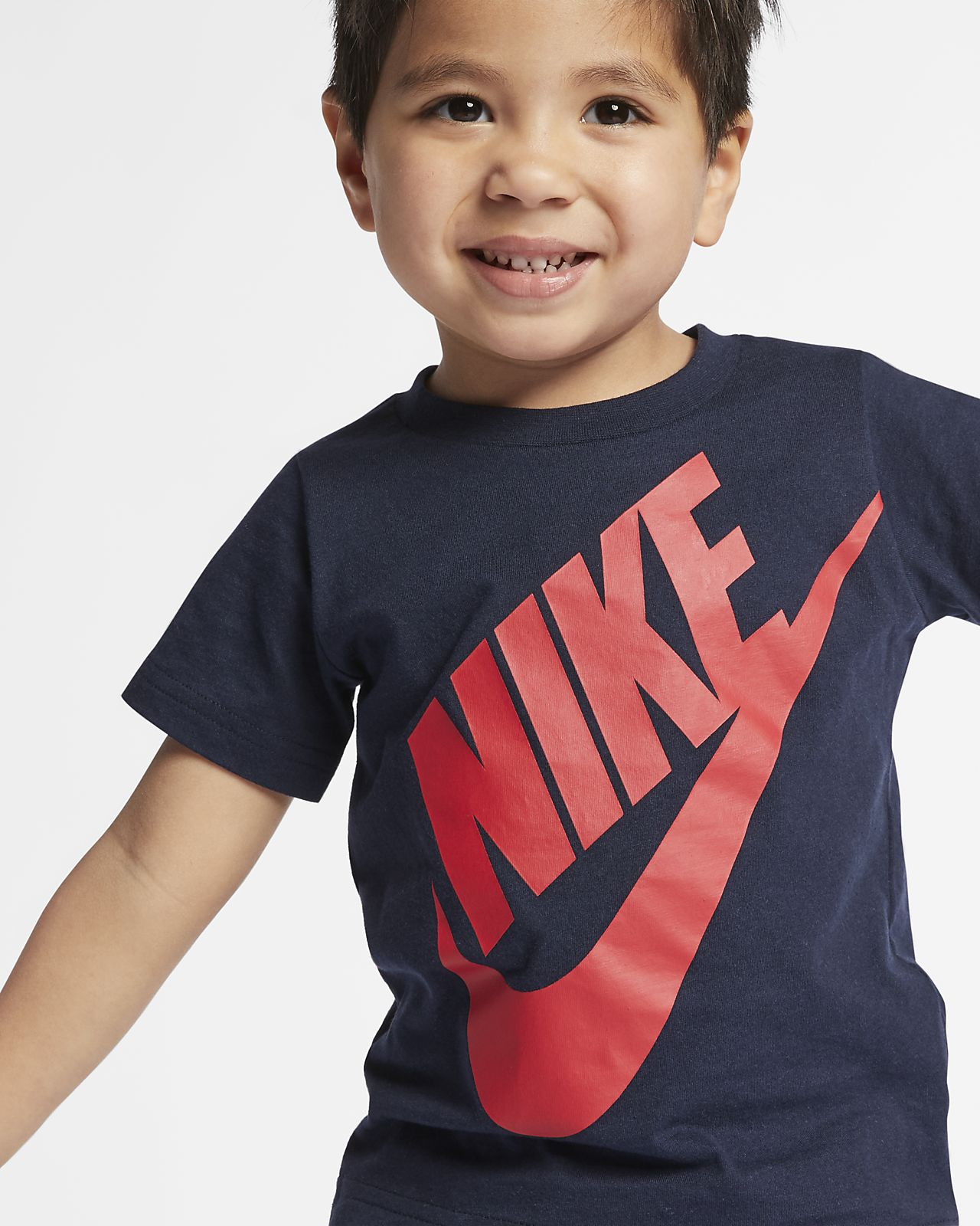T-shirt dla maluchów Nike Sportswear