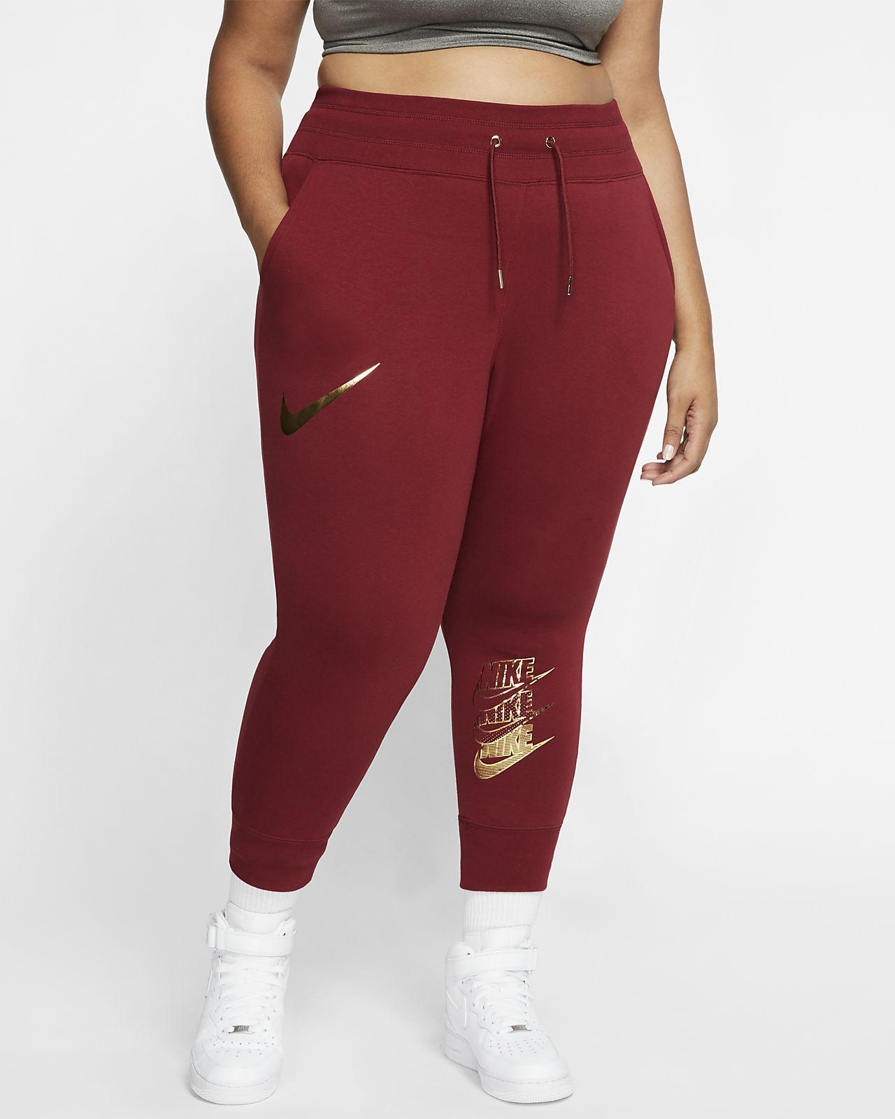 Nike Sportswear női nadrág (plus size méret)