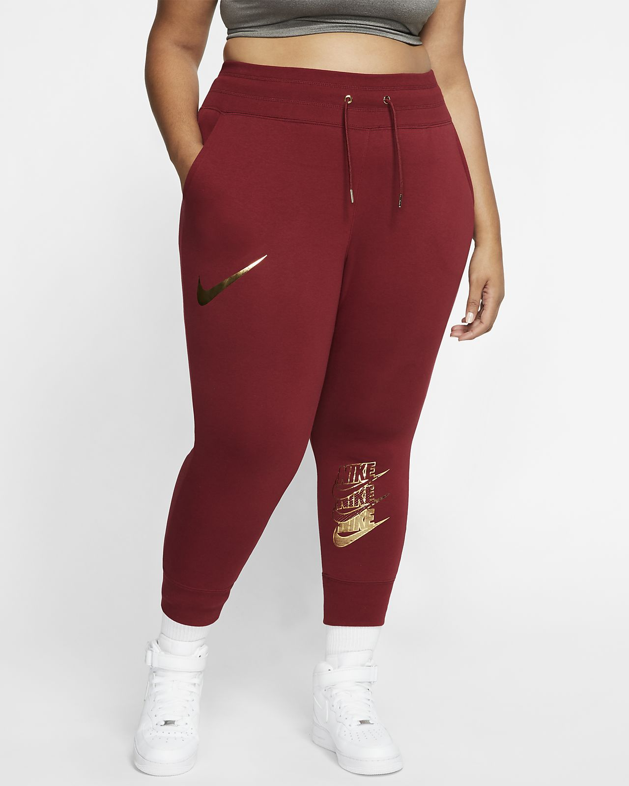Nike Sportswear Women's Trousers (Plus Size)