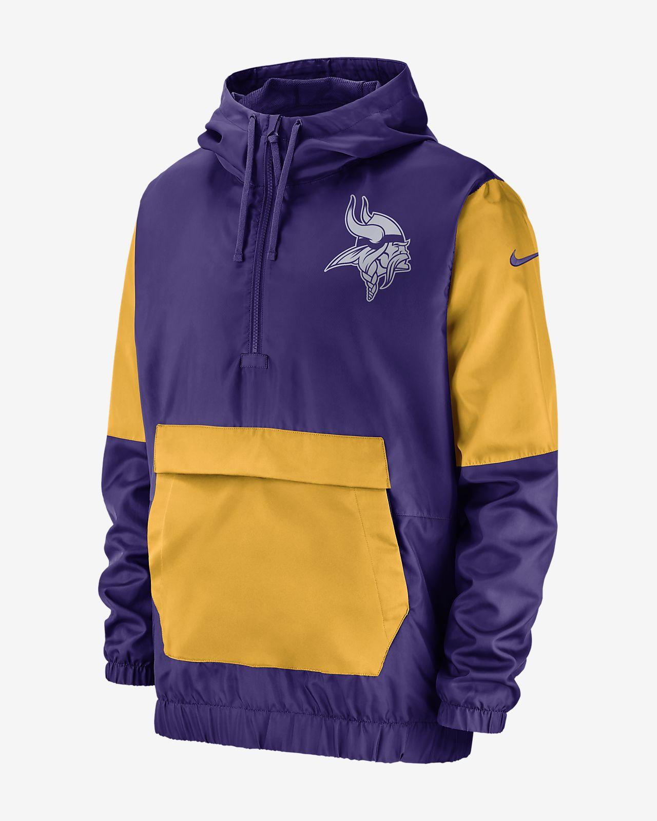 new style 83b12 8b48c Nike Anorak (NFL Vikings) Men's Jacket