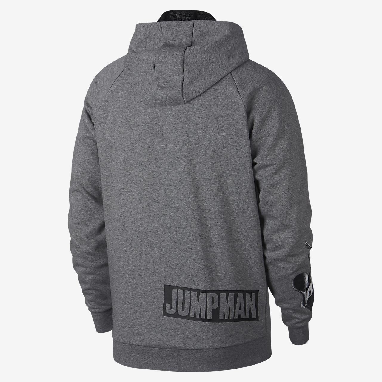 ce42e23a7e552d Jordan Jumpman Men s Lightweight Graphic Full-Zip Hoodie. Nike.com IN