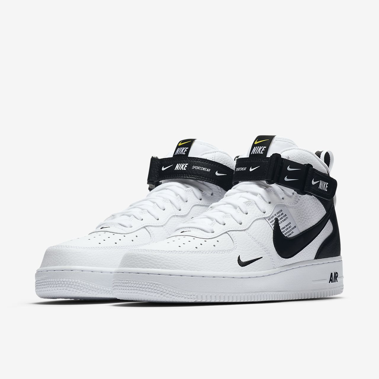 detailed look 7792d 86fb0 ... Nike Air Force 1 07 Mid LV8 Men s Shoe