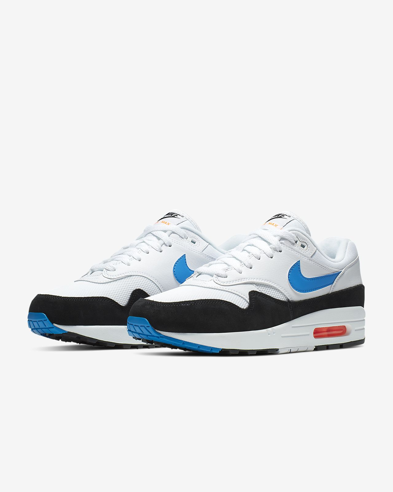 photos officielles 3dd78 9f5b4 Nike Air Max 1 Men's Shoe