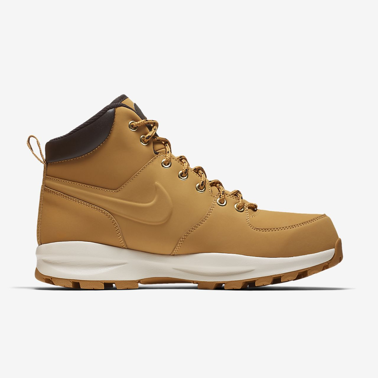 premium selection 4a984 17b5b nike manoa leather boots
