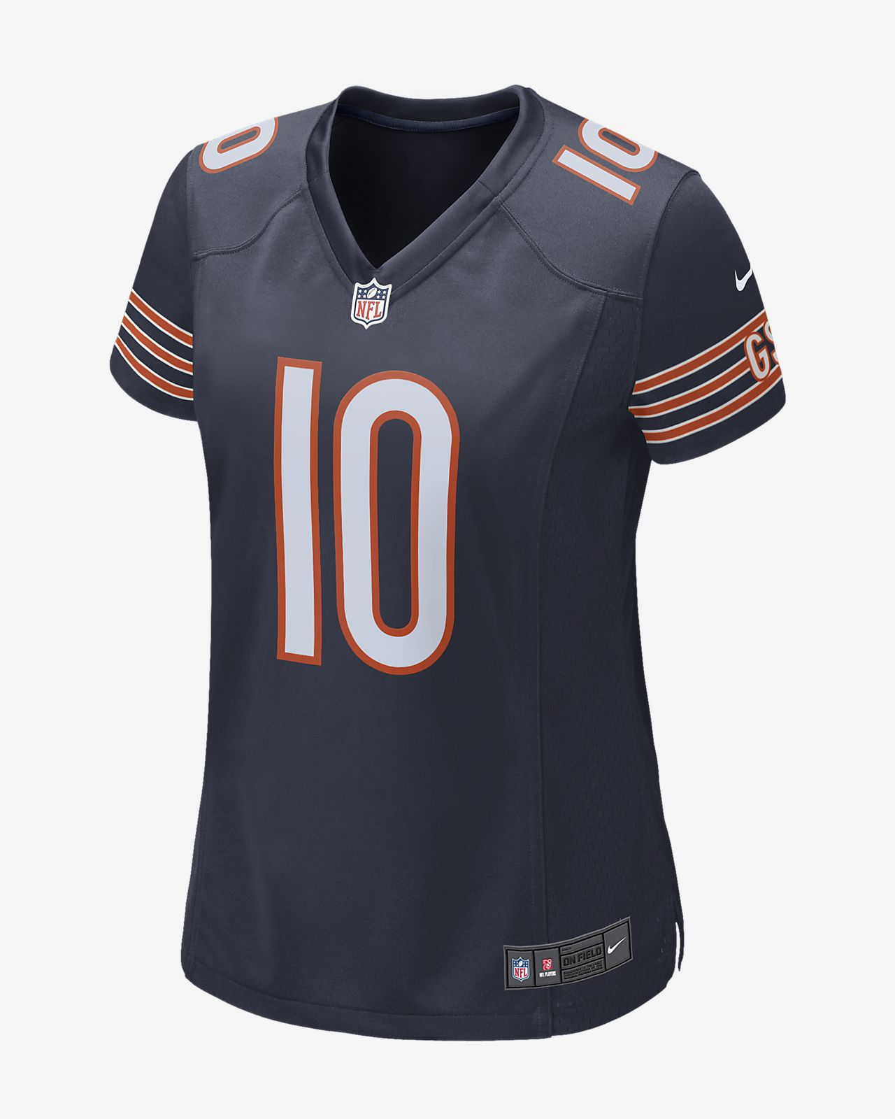 dbe5f481e Chicago Bears Womens Jersey Trubisky