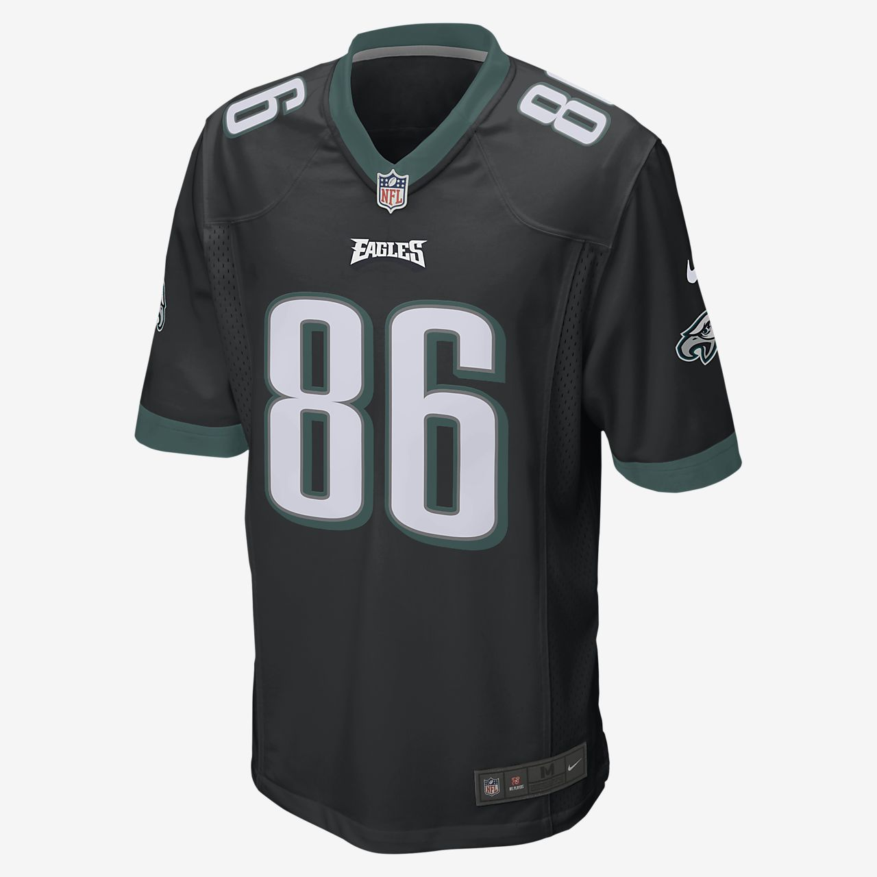 new product a299d 0b05e NFL Philadelphia Eagles Game Men's Football Jersey