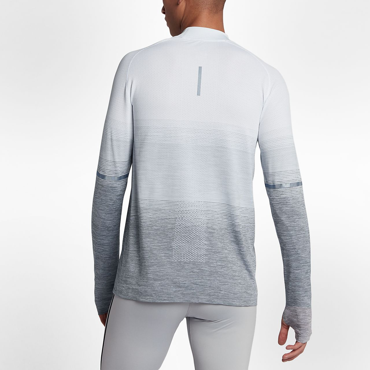 Nike Dry  Long Sleeve Running Top