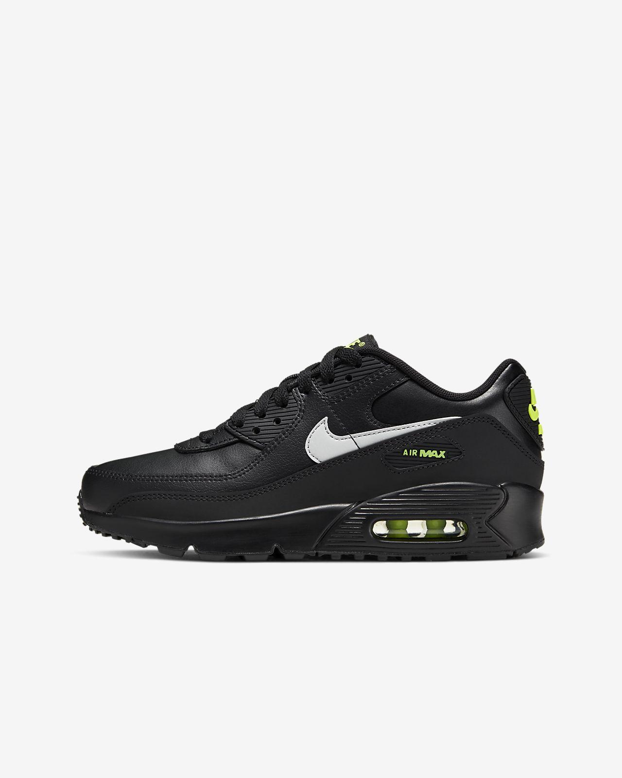 zapatos air max 90 niña