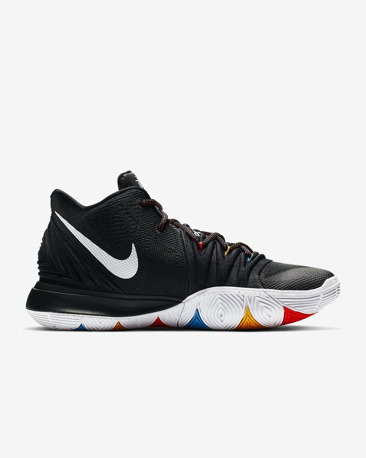 2df011cdae2492 Kyrie 5 x Friends Basketball Shoe. Nike.com