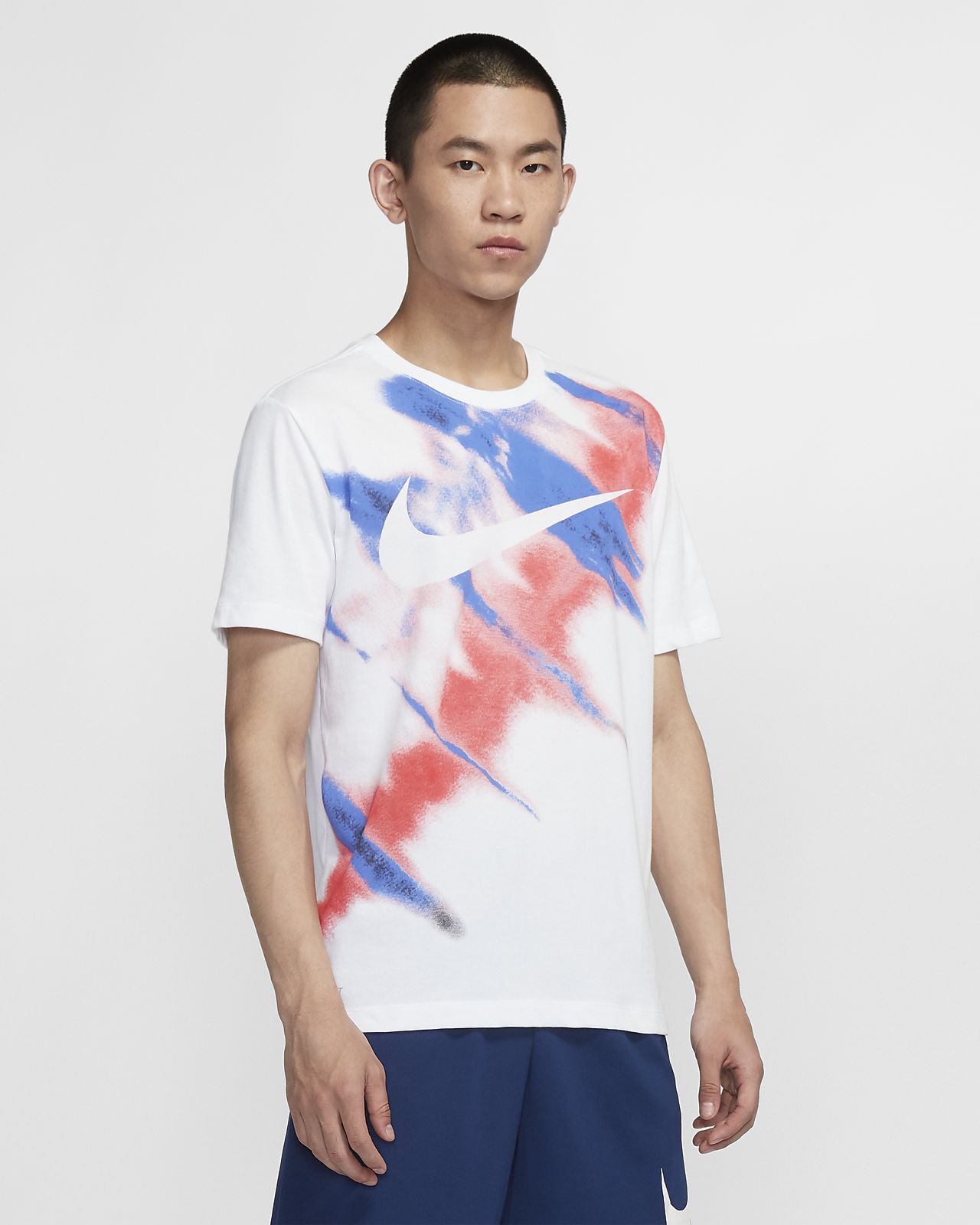 Nike Dri-FIT 男子短袖训练T恤
