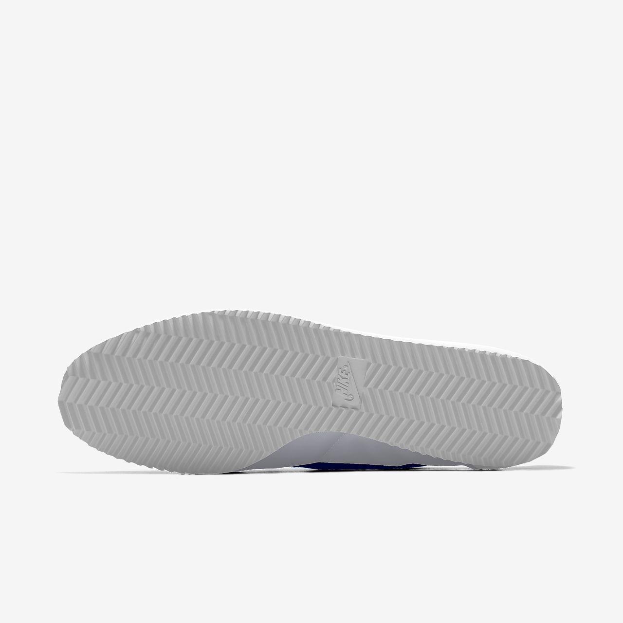 Nike Classic Cortez By You Custom Men's Shoe