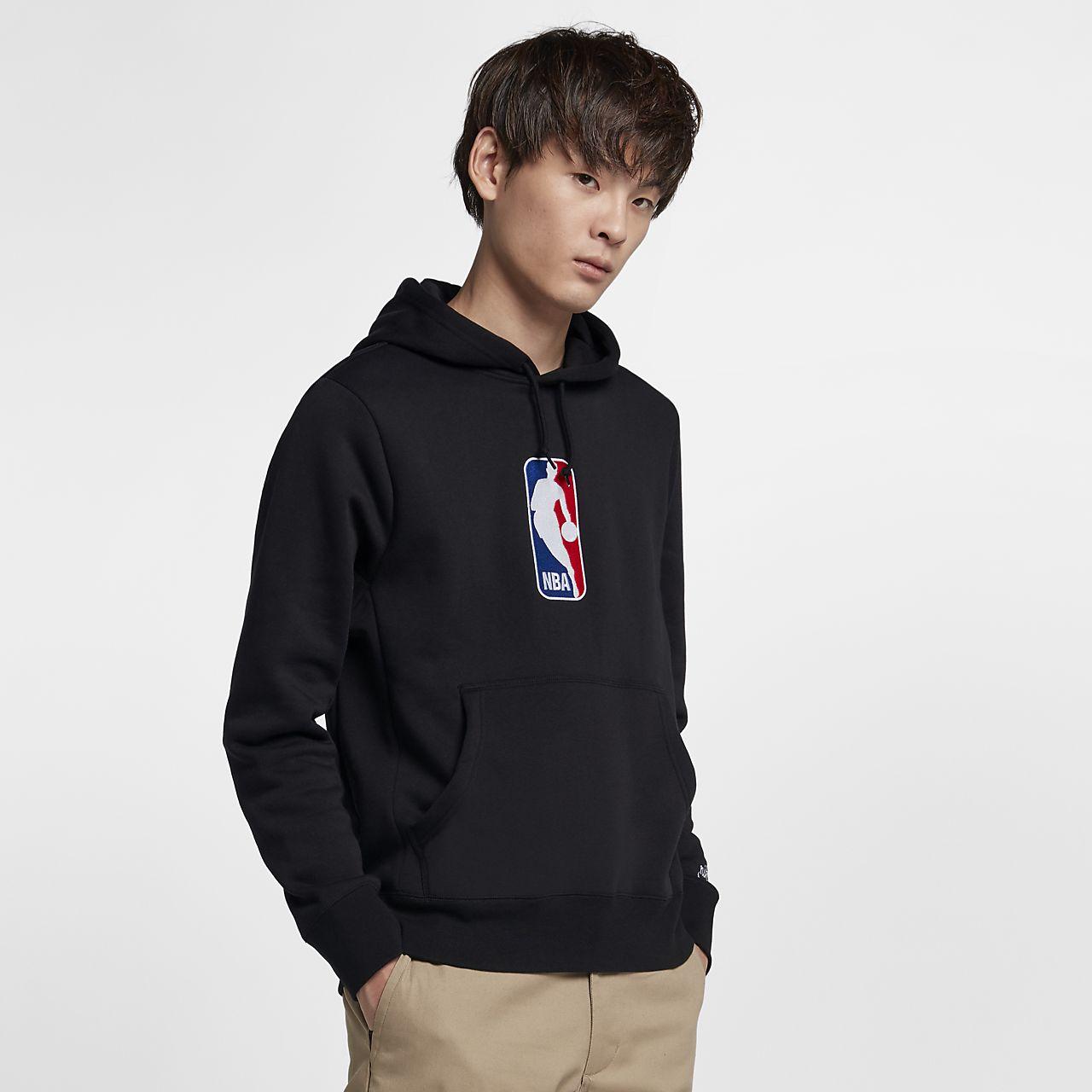 Nike SB x NBA Icon Erkek Kapüşonlu Kaykay Üstü