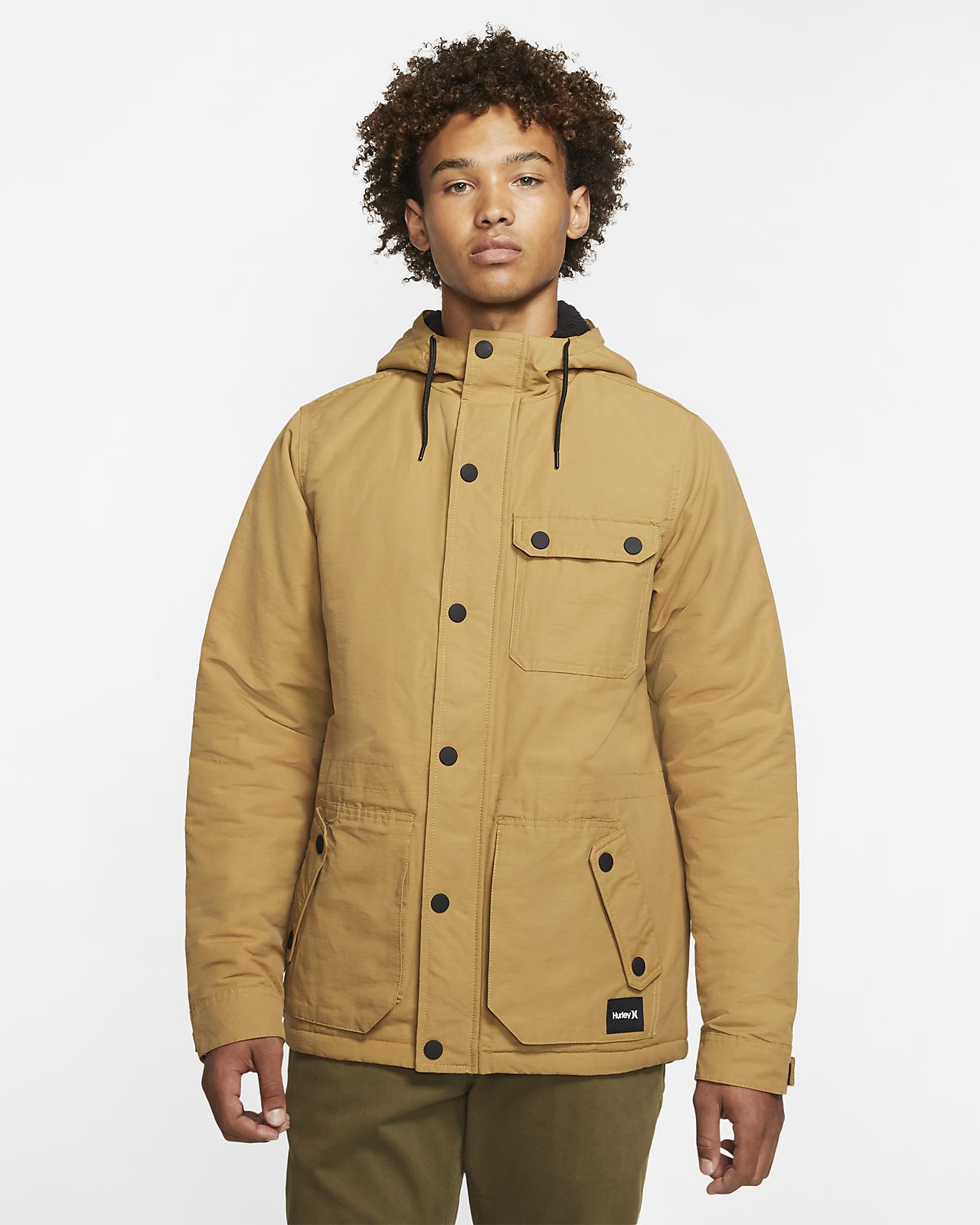 Hurley Slammer Men's Jacket