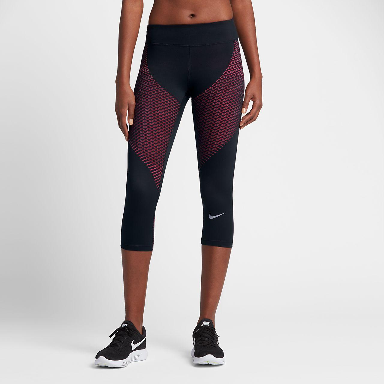Nike Zonal Strength Pantalón pirata de running - Mujer