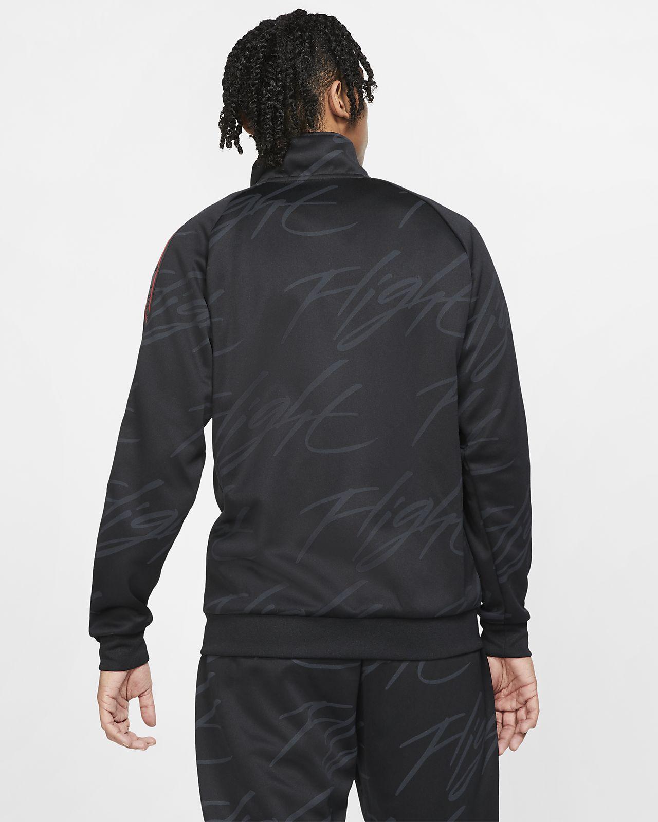 dbbaaa97ccf7 Jordan Jumpman Tricot Men s Graphic Jacket. Nike.com CA