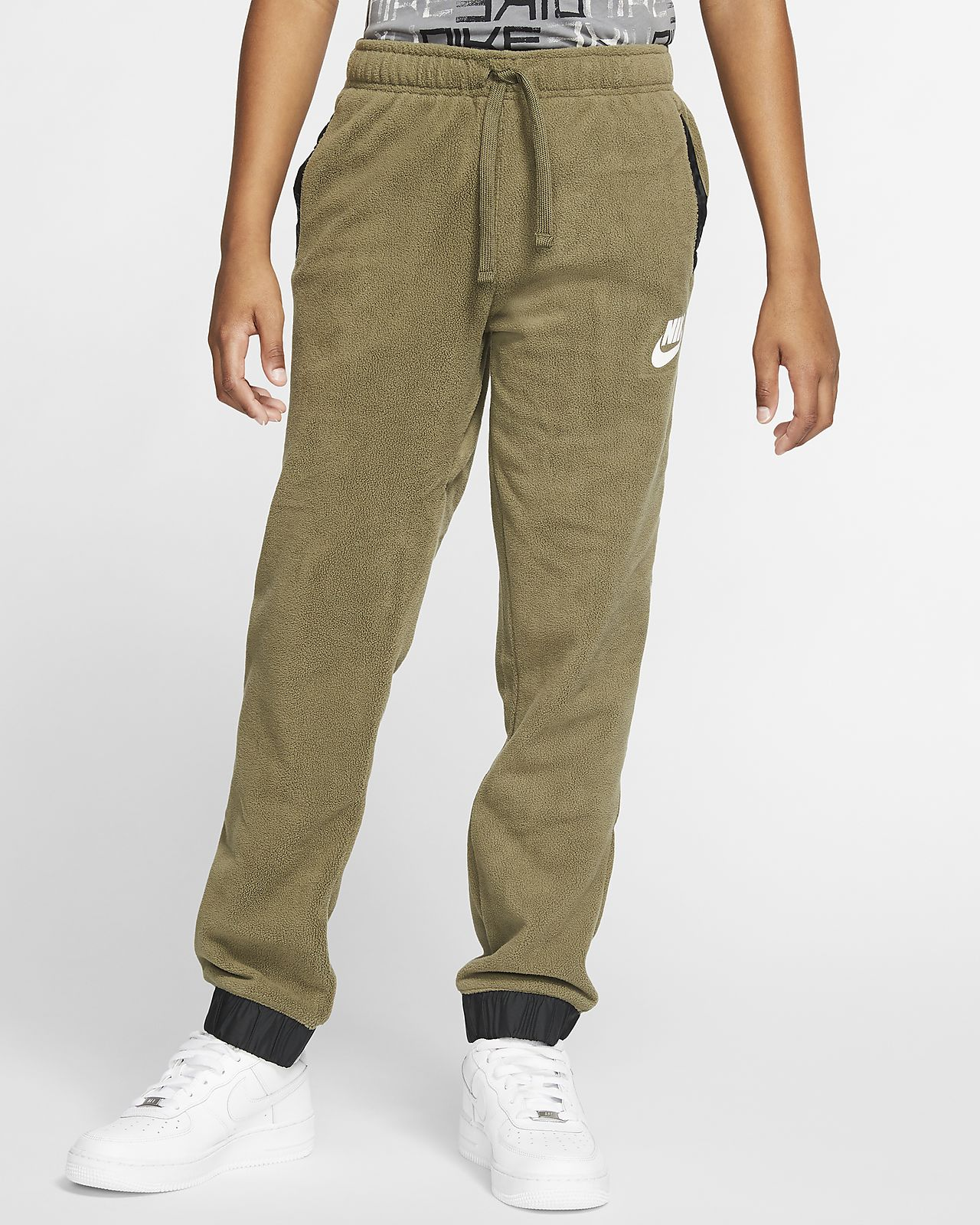 Nike Sportswear Winterized-Nike-bukser til store børn (drenge)