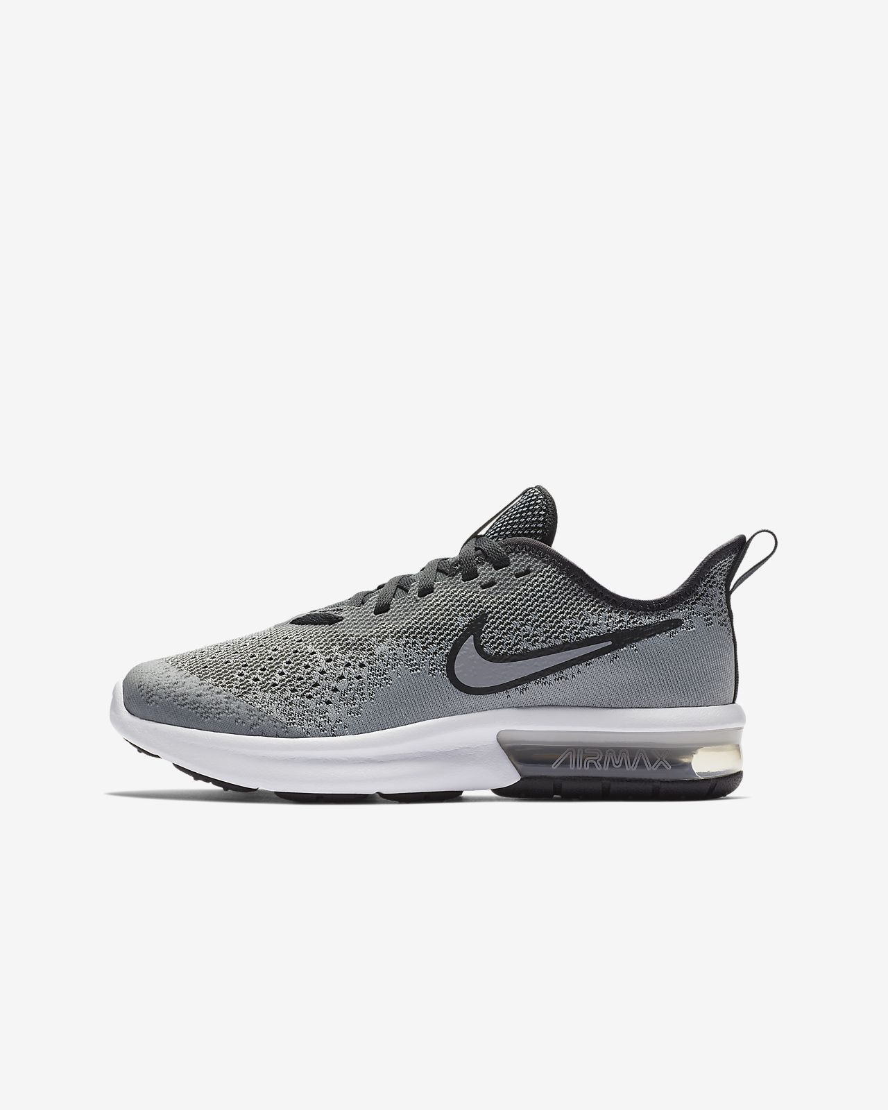 Nike Air Max Sequent 4 Older Kids  Shoe. Nike.com GB 24c1d06f25c