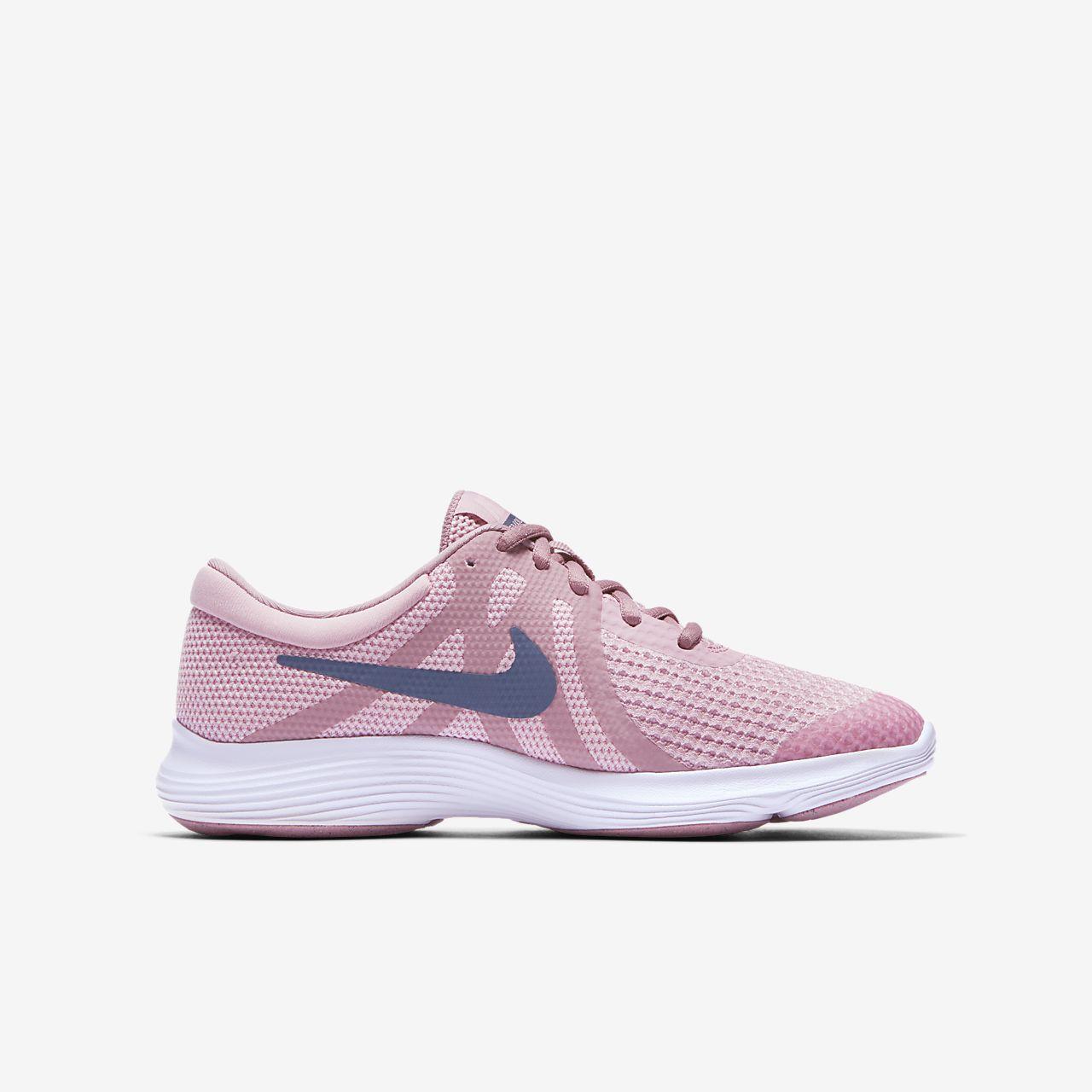 4 Nike ÂgéFr De Running Revolution Plus Chaussure Pour Enfant ONnv0wm8