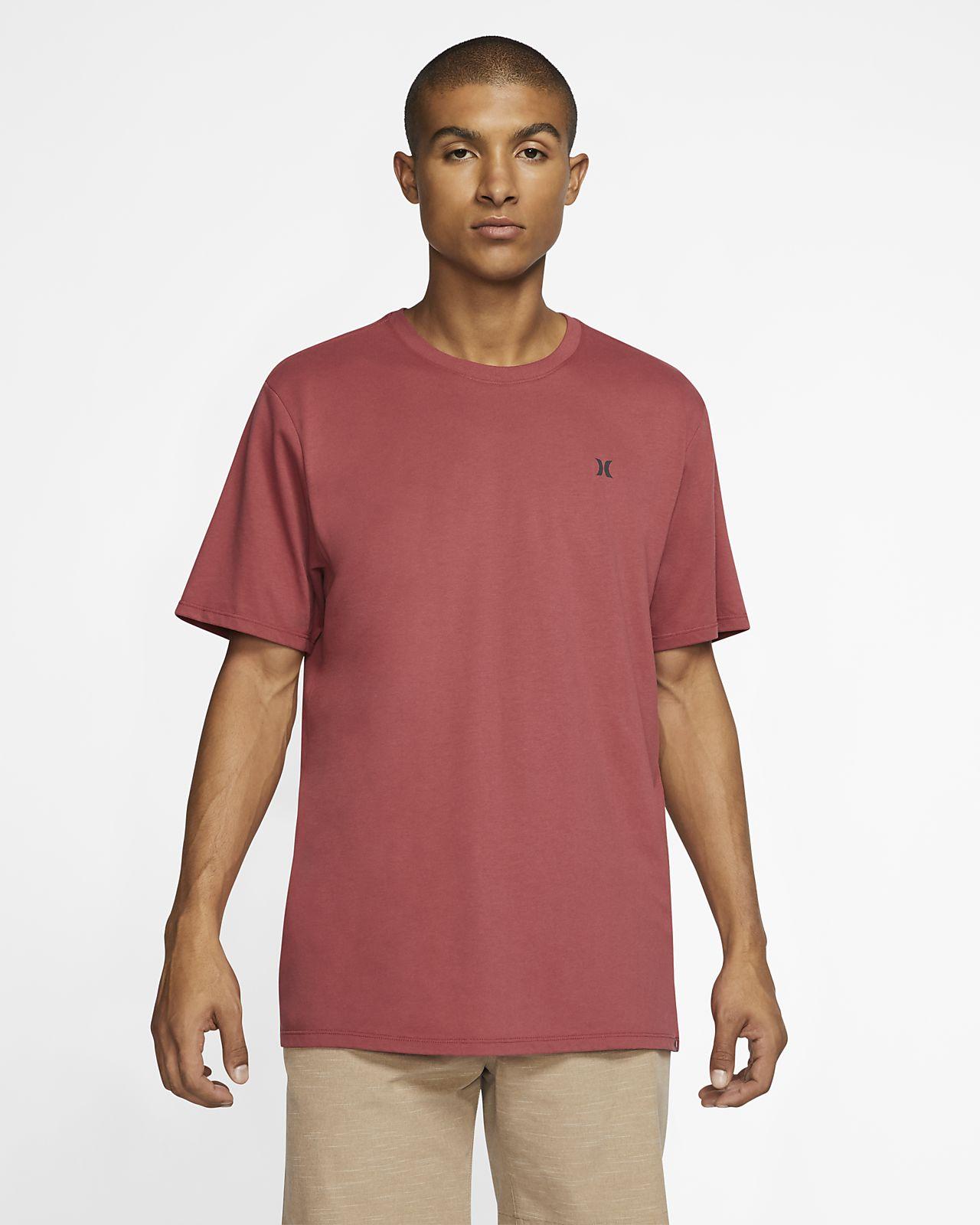 T-shirt męski Hurley Dri-FIT Staple Icon Reflective