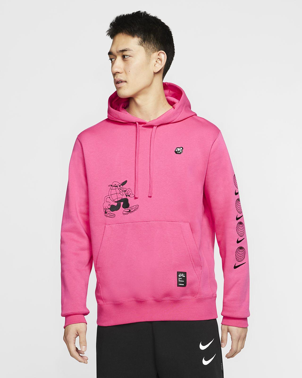 hoodie uomo nike