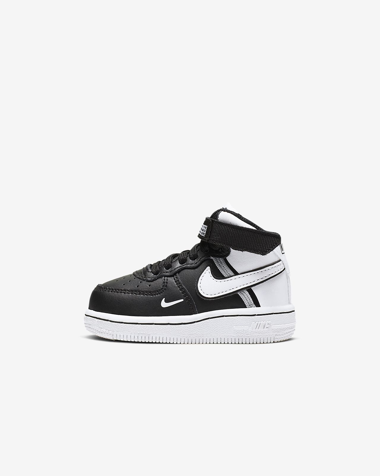 Nike Force 1 Mid LV8 2 Baby/Toddler Shoe
