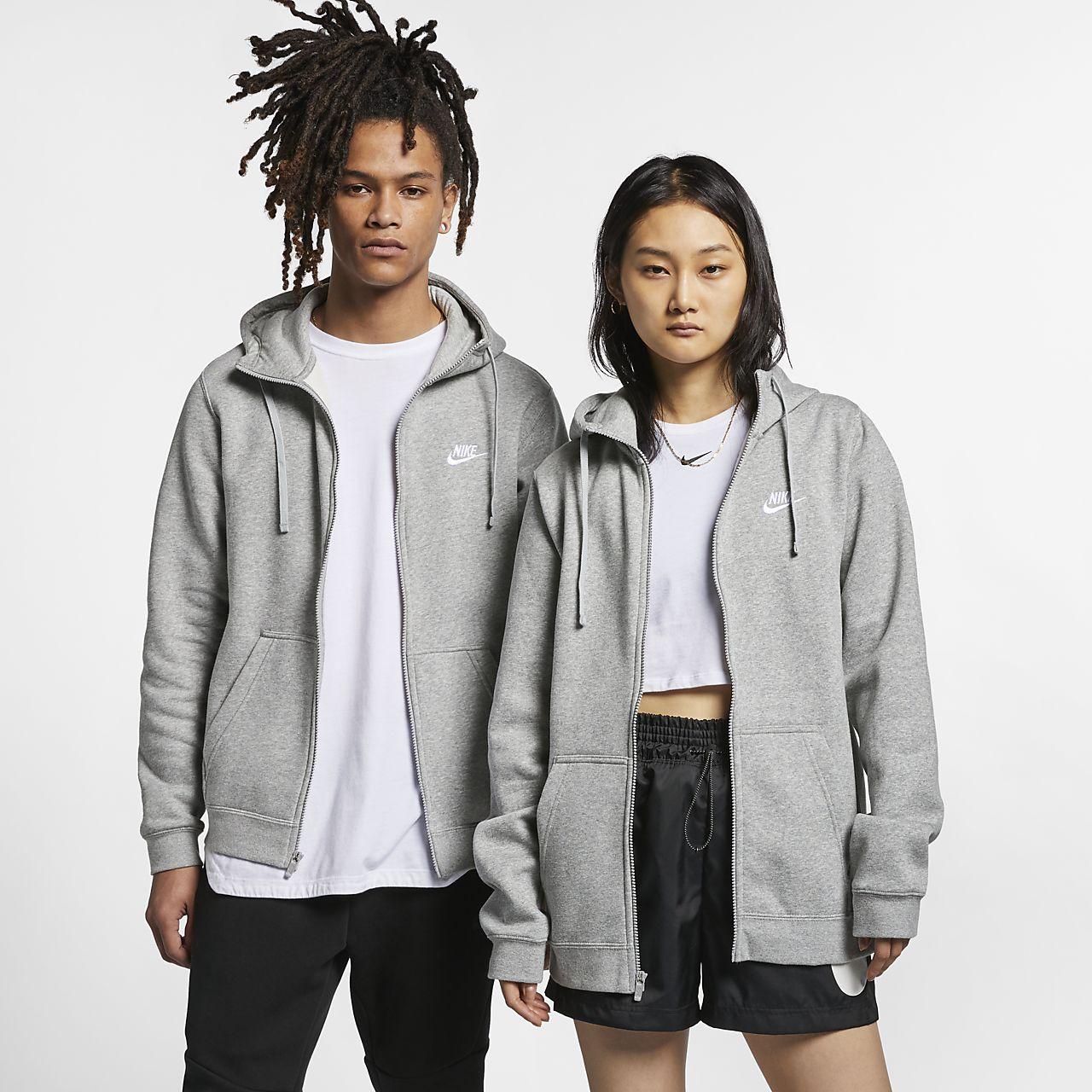 Sweat à capuche Nike Sportswear Full-Zip pour Homme. Nike.com CH ca3e1eab03b4