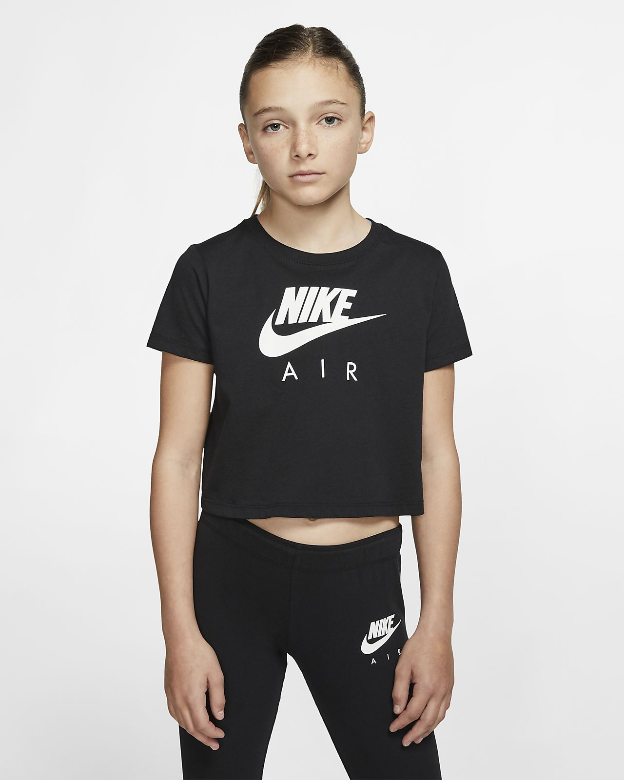 Haut court Nike Air pour Fille plus âgée