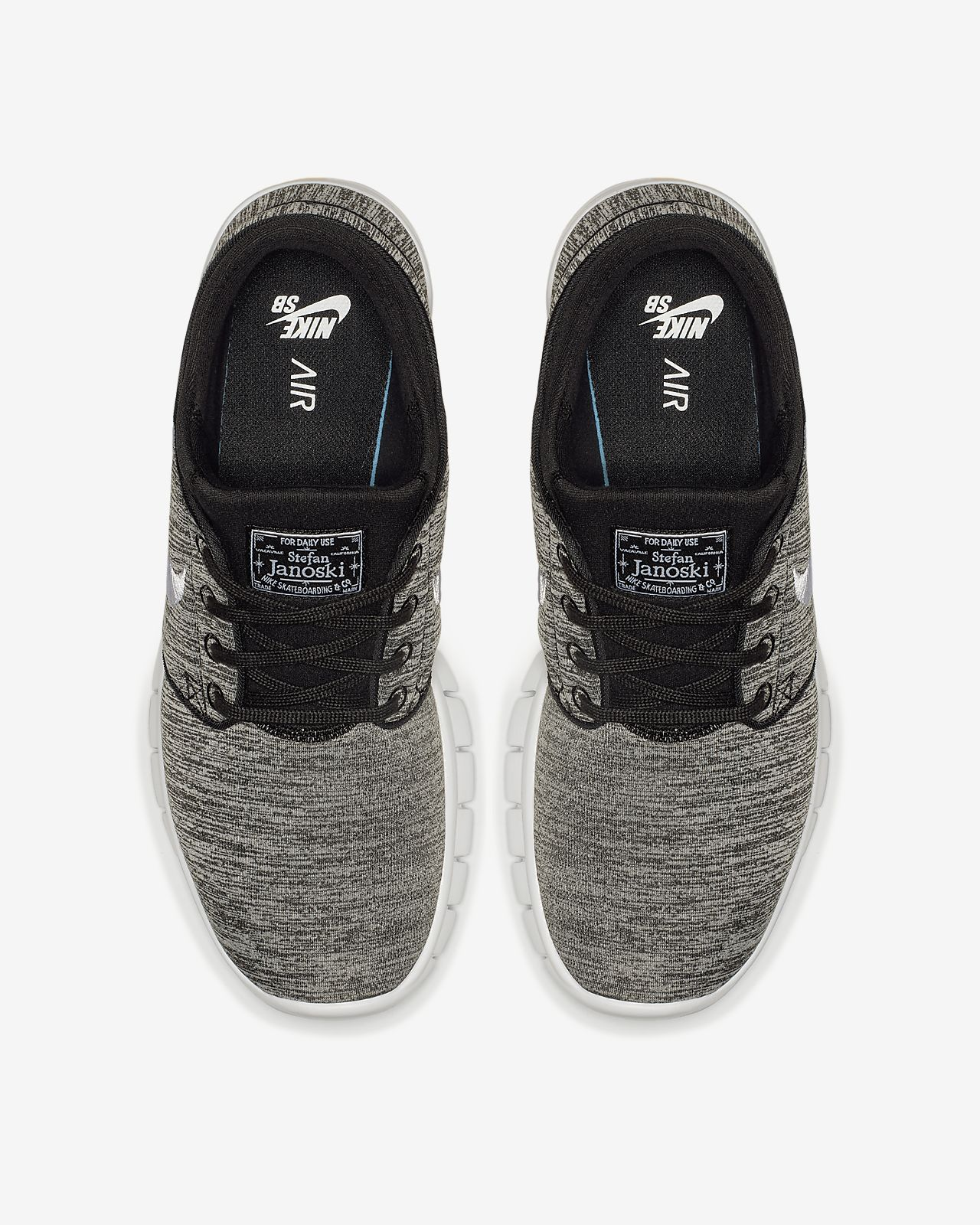 info for fe485 e0c4b ... Nike SB Stefan Janoski Max Skate Shoe