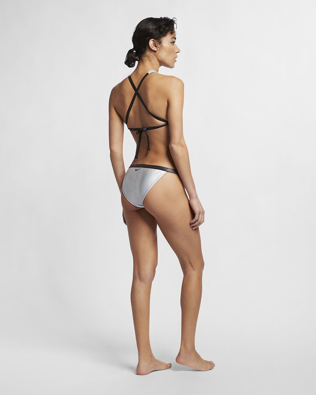 78d3ad847e Γυναικείο κάτω μέρος μαγιό Nike Flash Sport Bikini. Nike.com GR