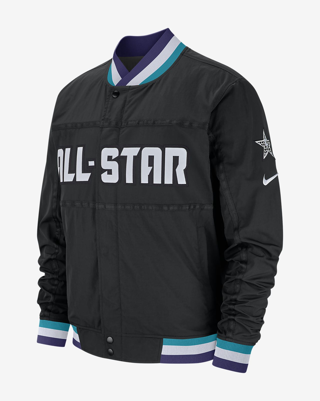 2e0caf245 All-Star Weekend Nike Courtside Men s NBA Jacket. Nike.com CA