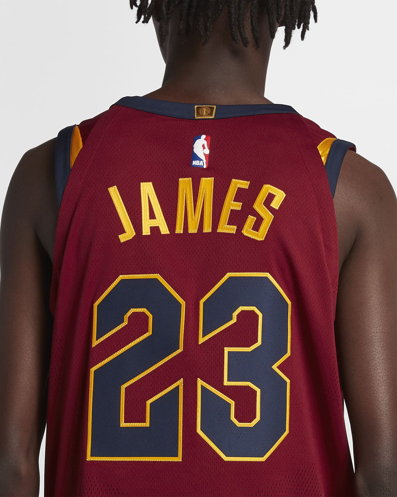 081757b987a mens nike cleveland cavaliers nba lebron james icon edition connected jersey