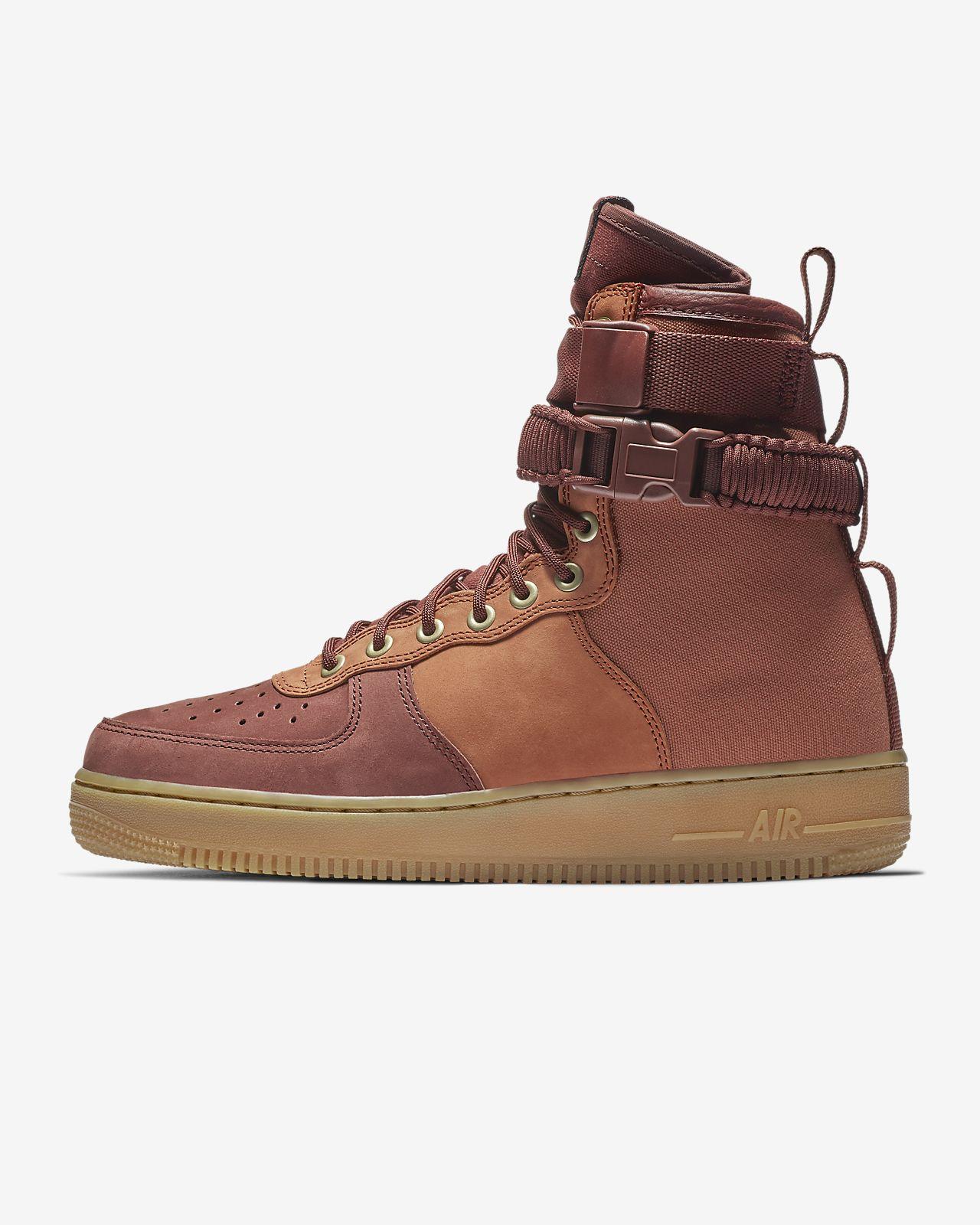 best sneakers 71e38 81321 Nike Air Force 1 Premium-sko til mænd