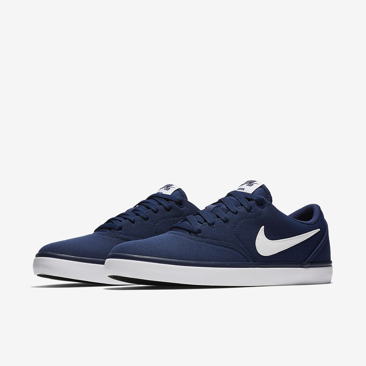Men's Nike SB Check Solarsoft Skateboarding Shoe (47.5) QSY64N2Yer