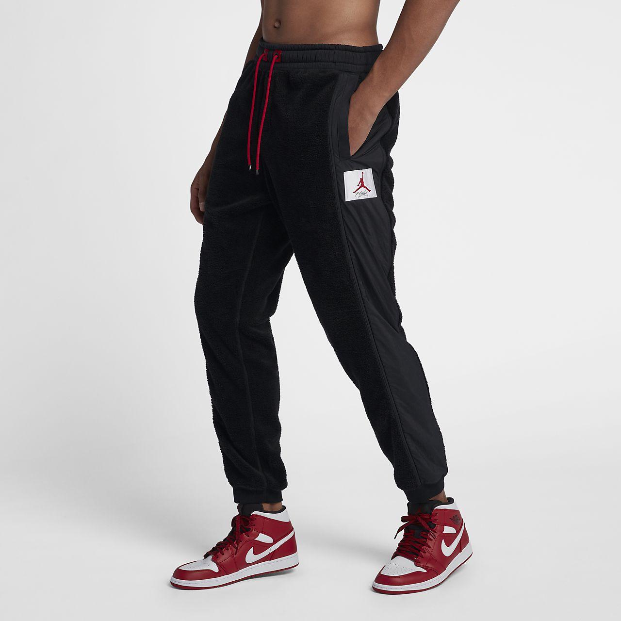 brand new f878d bc6fc Men s Fleece Trousers. Jordan Wings