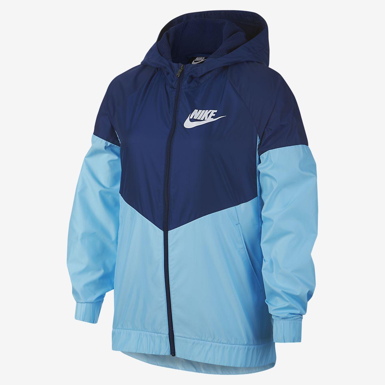 Nike Ch Giacca Ragazza Windrunner Sportswear danzxrnIR