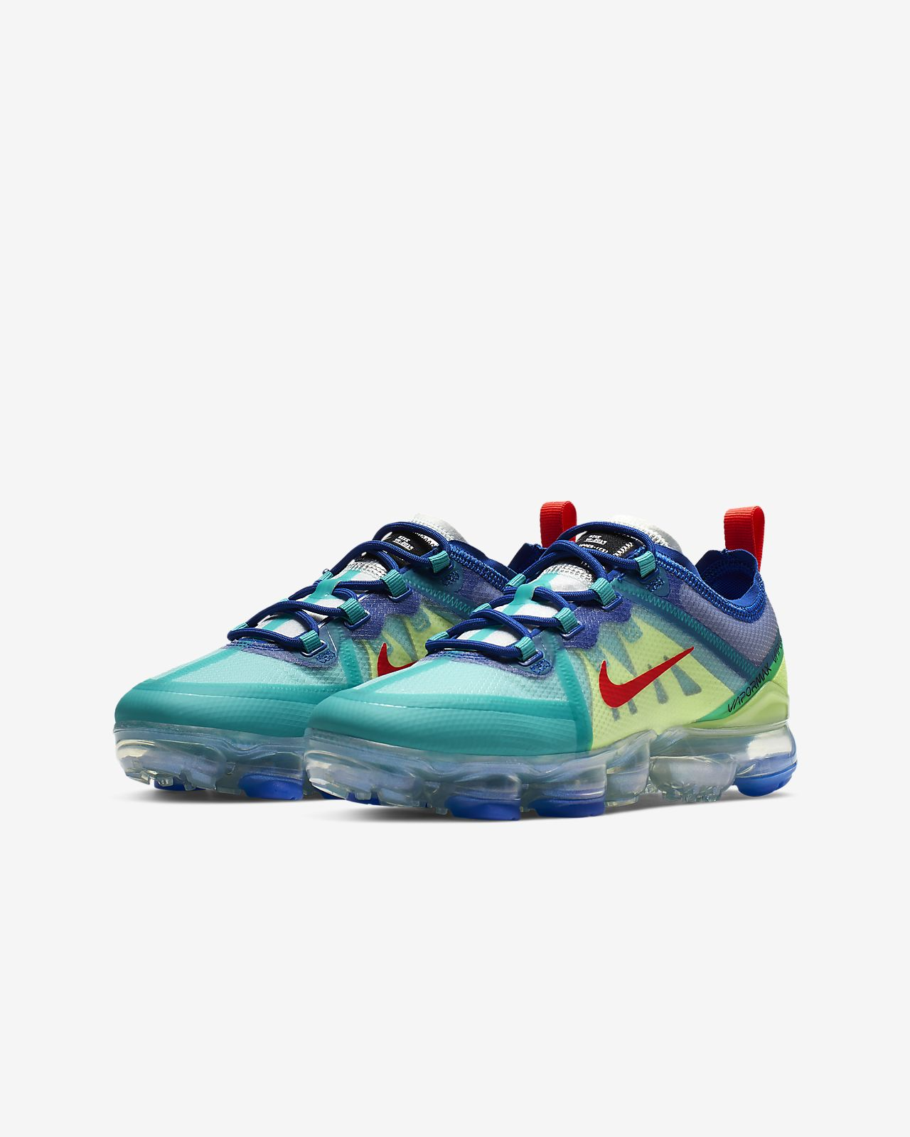 748c0447f8 Nike Air VaporMax 2019 Big Kids' Shoe