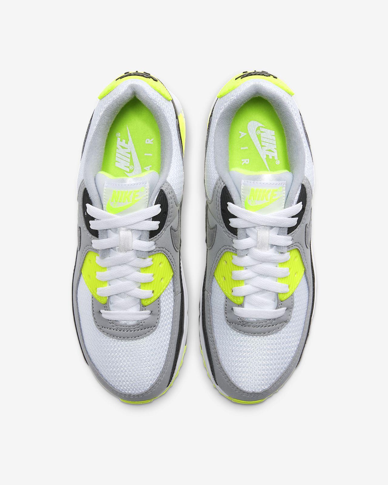 Nike Air Max 90 : Nike, Mode Trend Marke Schuhe, niedriger