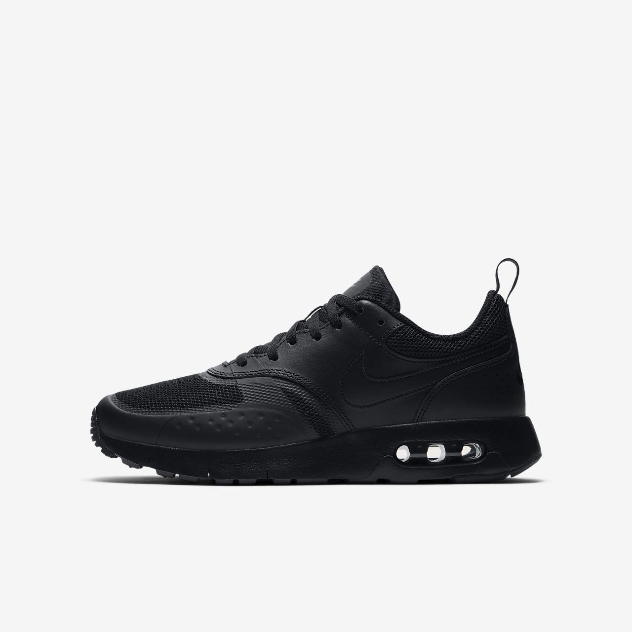 Nike Sportswear AIR MAX VISION - Zapatillas black AfgzN