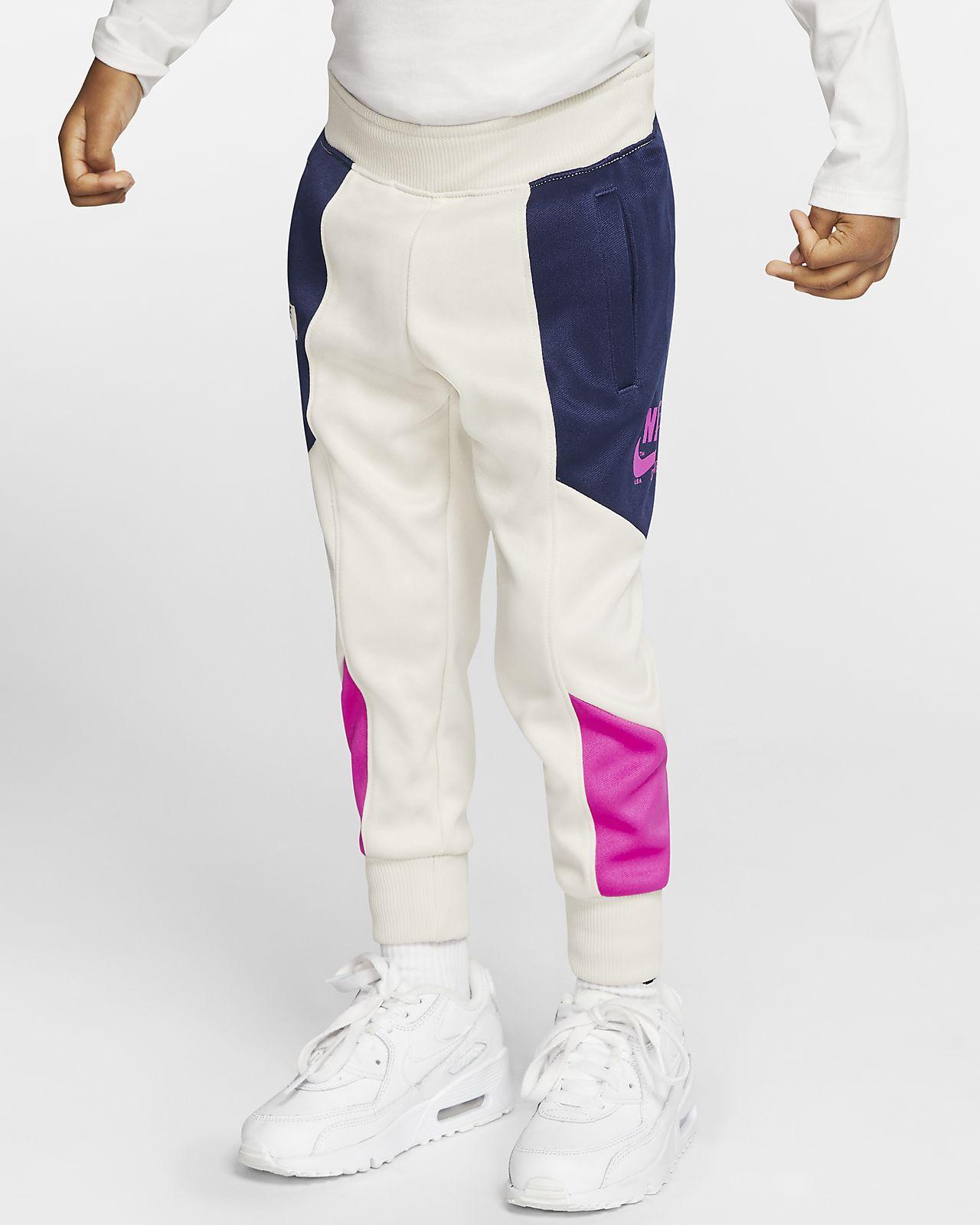 Nike Sportswear Little Kids' Cuffed Pants