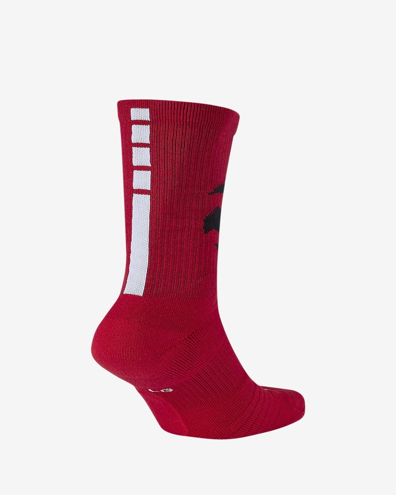 Toronto Raptors Nike Elite NBA Crew Socks