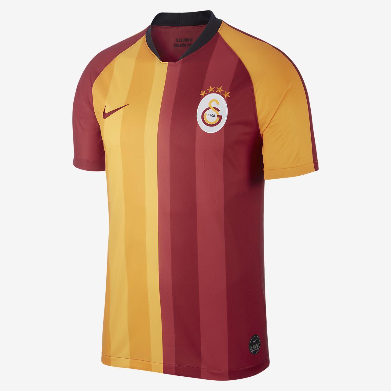 Galatasaray 2019/20 Stadium Home Men's Football Shirt