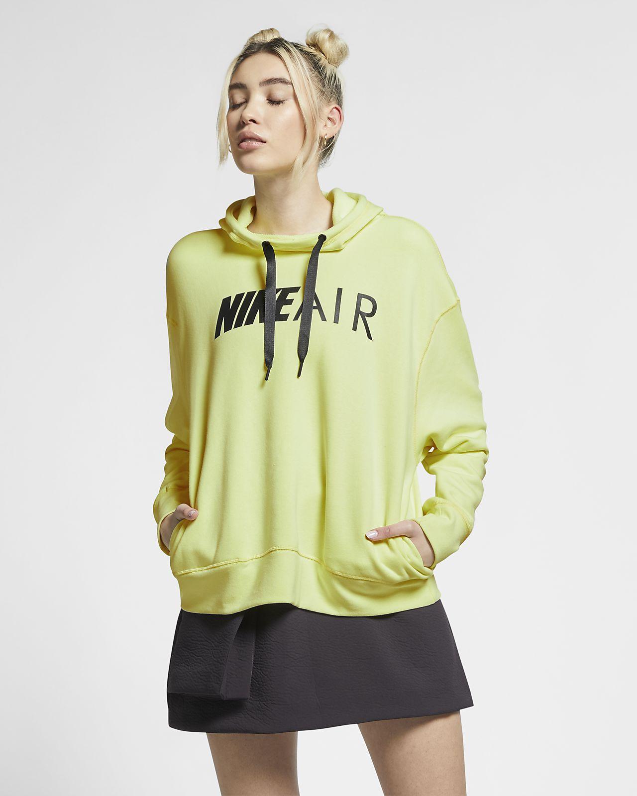 Huvtröja Nike Air för kvinnor