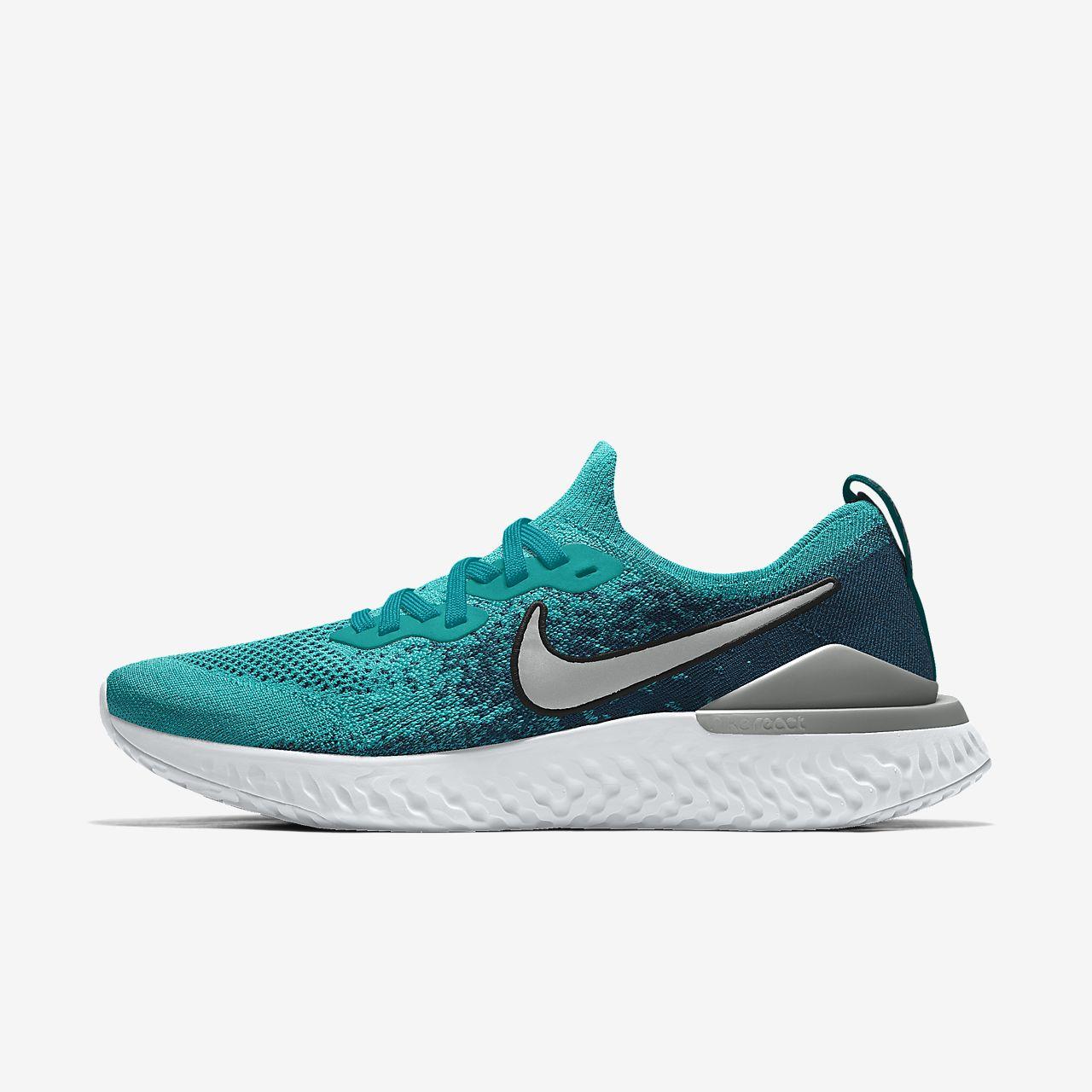 Nike Epic React Flyknit 2 By You Sabatilles personalitzables de running - Dona