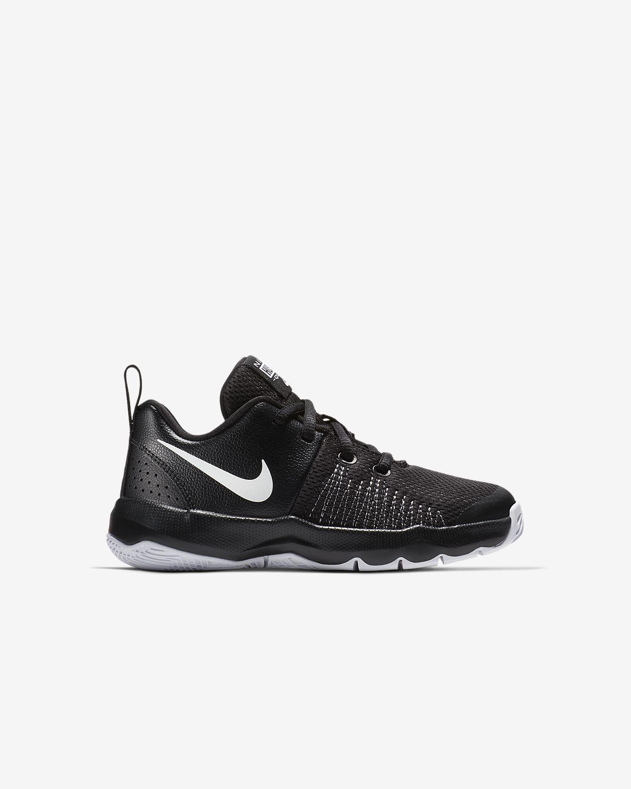 4220ed9e0df25 Nike Team Hustle Quick Little Kids' Shoe